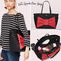 大人気コラボ【KATE SPADE x MINNIE】BETHANY BABY MOTHERS BAG