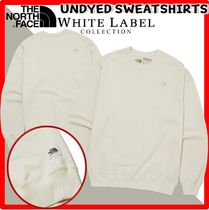 ★新作★THE NORTH FACE★UNDYED SWEATSHIRT.S★ORGANIC★