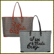 国内発【Anya Hindmarch】I am a PlasticBag モチーフ トート