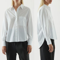 COS COTTON BOYFRIEND SHIRT