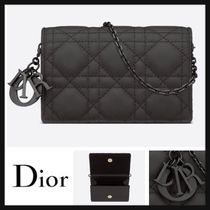 ◆DIOR◆LADY DIOR NANO POUCH★クロスボディバッグ