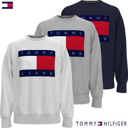 ★Tommy Hilfiger★メンズ トレーナー スウェット Tommy Jeans