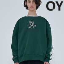 ★OY★METAL LOGO TAPE RING MTM-GREEN★正規品/韓国直送料込