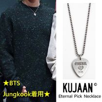 【KUJAAN】ETERNAL PICK NECKLACE ★BTS Jungkook着用★