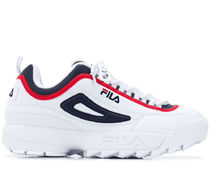 FILAフィラDisruptor CB Low White/Navy/Red Sneakersスニーカー