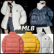 ★MLB★2020大人気★【Unisex】MEGA LOGO DUCK DOWN JACKET[5色]