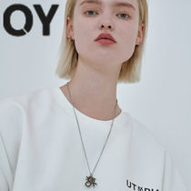 OY(オーワイ) ネックレス・ペンダント ★OY★WEAVE LOGO DOUBLE NECKLACE★正規品/韓国直送料込/人気