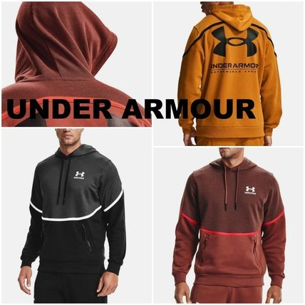 【UNDER ARMOUR】フリース パーカー UA Rival Fleece AMP Hoodie