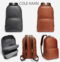 COLE HAAN★GRANDSERIES レザーバックパック(追跡付き5〜10日)
