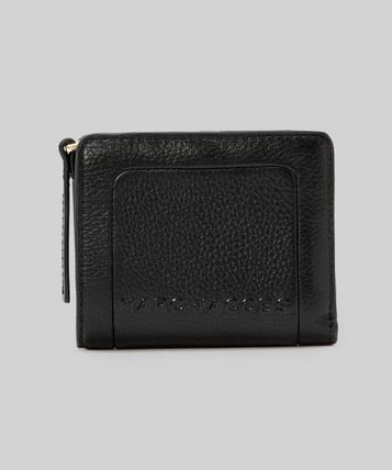 MARC JACOBS 折りたたみ財布 ★セール【MARC JACOBS】ザ ボックス ミニ コンパクトウォレット