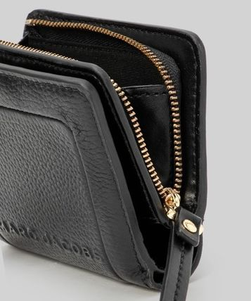 MARC JACOBS 折りたたみ財布 ★セール【MARC JACOBS】ザ ボックス ミニ コンパクトウォレット(3)