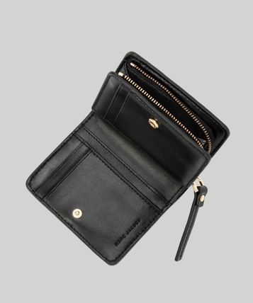 MARC JACOBS 折りたたみ財布 ★セール【MARC JACOBS】ザ ボックス ミニ コンパクトウォレット(4)