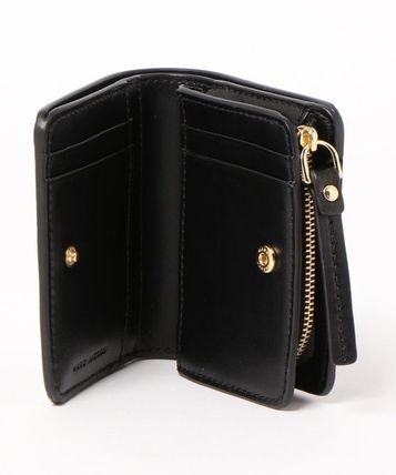 MARC JACOBS 折りたたみ財布 ★セール【MARC JACOBS】ザ ボックス ミニ コンパクトウォレット(6)