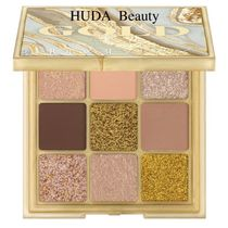 2020Holiday☆HUDA BEAUTY☆Gold Obsessions アイメイクパレット
