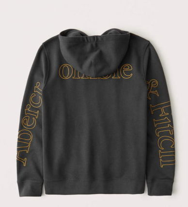 Abercrombie & Fitch Exploded Logo Hoodie