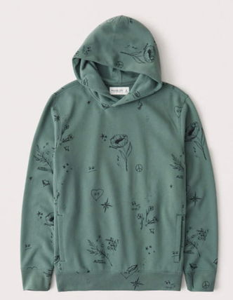 Abercrombie & Fitch スウェット・トレーナー Abercrombie & Fitch The A&F Perfect Popover Hoodie(3)