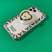 ★Margarin Fingers★ merry iPhone ケース