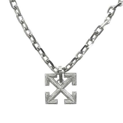 Off-White オフホワイト ネックレス NECKLACES OMOB045E20MET001