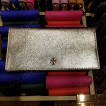 NEW♪ Tory Burch ◆ EMERSON SLIM WRISTLET ENVELOPE WALLET