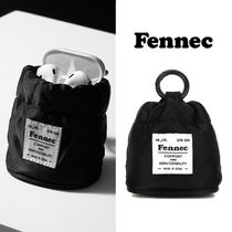 ★FENNEC★新作★韓国 C&S PADDED AIRPODS CASE BLACK EDITION 2