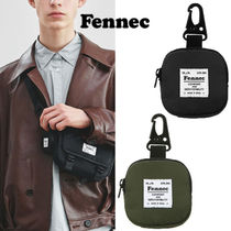 ★FENNEC★新作★送料込み★韓国 ポーチ C&S PADDED MINI POUCH