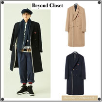 beyond closetのNOMANTIC COLLECTION FUR LINING WOOL COAT