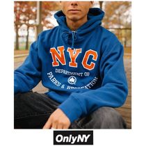 ONLY NY(オンリーニューヨーク) パーカー・フーディ ONLY NY NYC Parks Athletic Hoodie フーディ 関税送料無料