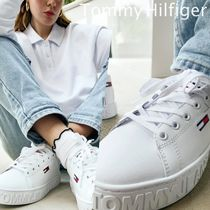 *Tommy Hilfiger cup sole sneaker レザースニーカー*送料込