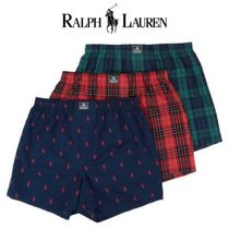 【POLO RALPH LAUREN】COTTONBOXER 3-PACK トランクス(関税込)