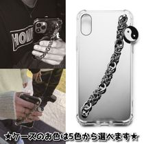 PHONO PHONO★韓国★日本未入荷★YIN YANG CHAIN GRIP CASE