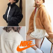 【NIKE】☆WNS SWOOSH SHELPA FLEECE JACKET☆国内発