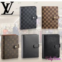 LOUIS VUITTON  MM FUNCTIONAL DIARY COVERステム手帳アジェンダ