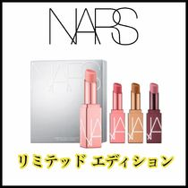 ★限定コレ★NARS**Undress Code Lip Balm Set**追跡可