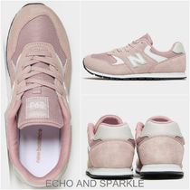 【大人もOK】New Balance 393 Junior ニューバランス Kids☆Pink