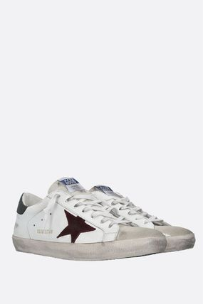 【GOLDEN GOOSE】SUPERSTAR SMOOTH LEATHER SNEAKERS