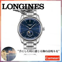 【安心米国購入】Longines Master Collection Moon Phase