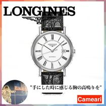 【安心米国購入】Longines Conquest Classic Stainless Steel