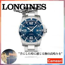 【安心米国購入】Longines Hydro Conquest Quartz Stainless