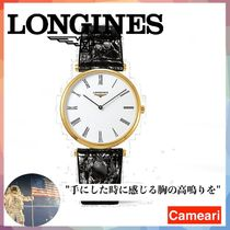 【安心米国購入】Longines Conquest V.H.P. Stainless Steel