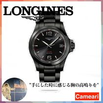 【安心米国購入】Longines Conquest Stainless Steel Bracelet