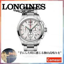 【安心米国購入】Longines Elegant Collection Stainless Steel