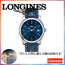 【安心米国購入】Longines Master Collection Blue Dial 40MM