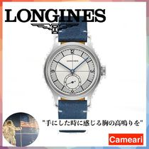 【安心米国購入】Longines Heritage Classic Automatic Leather