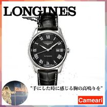 【安心米国購入】Longines Master Collection Stainless Steel