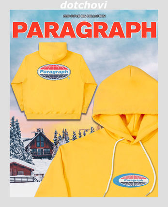 Paragraph パーカー・フーディ paragraph PRG New World Hoodie NE2725 追跡付(9)
