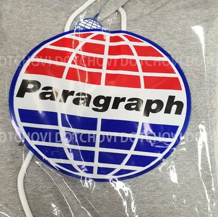 Paragraph パーカー・フーディ paragraph PRG New World Hoodie NE2725 追跡付(20)