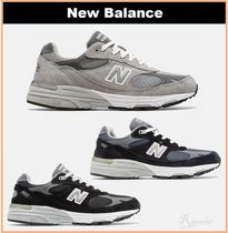 人気モデル【New Balance】Made in US 993