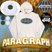 paragraph PRG Front-Back Badge Hoodie NE2728 追跡付