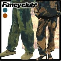★送料・関税込★NASTY FANCY CLUB★STITCH TIE DYE PANT.S★
