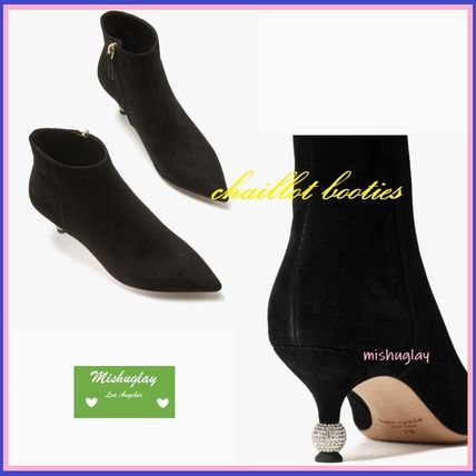 【kate spade】キラキラ☆スパークルボール★chaillot booties★